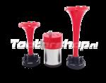 Fiamm M4 TA2 double air horn set. luchthoorn met compressor 12v