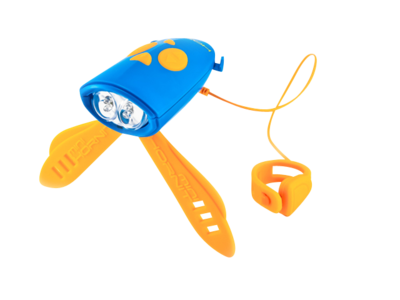 Mini Hornit Blue Orange