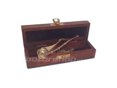 Boatswains Whistle in Box