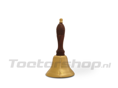 Brass School Bell medium