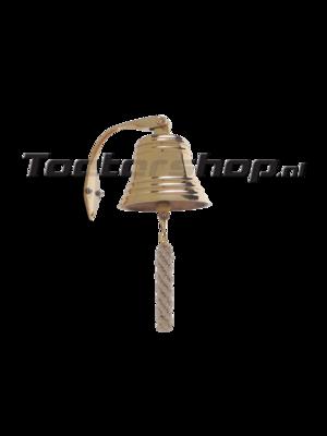 0,6 Kg Small Brass Ships Bell Ø 10