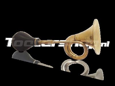 Taxi Horn Brass