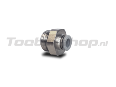 6mm-3/8 Straight Coupling
