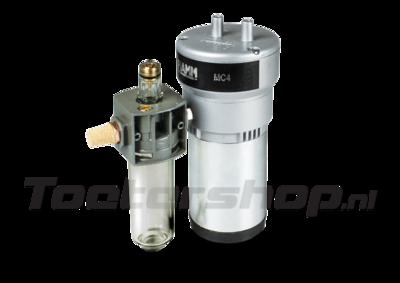 FIAMM compressor MC4 FI sirene and lubricator