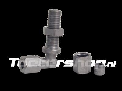 6mm-M12 knee bulkhead connection